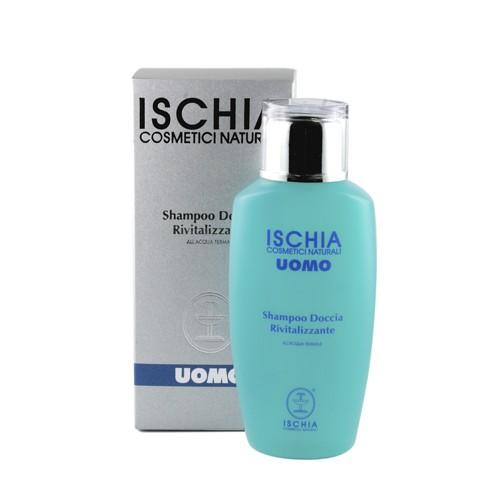 ISCHIA COSMETICI NATURALI   Мужской шампунь-гель для душа Shampoo Doccia Rivitalizzante, 200 мл